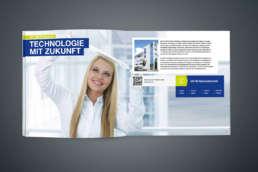Imagebroschüre IST Metz – Gestaltung, Konzeption und Layout Werbeagentur Wendlingen