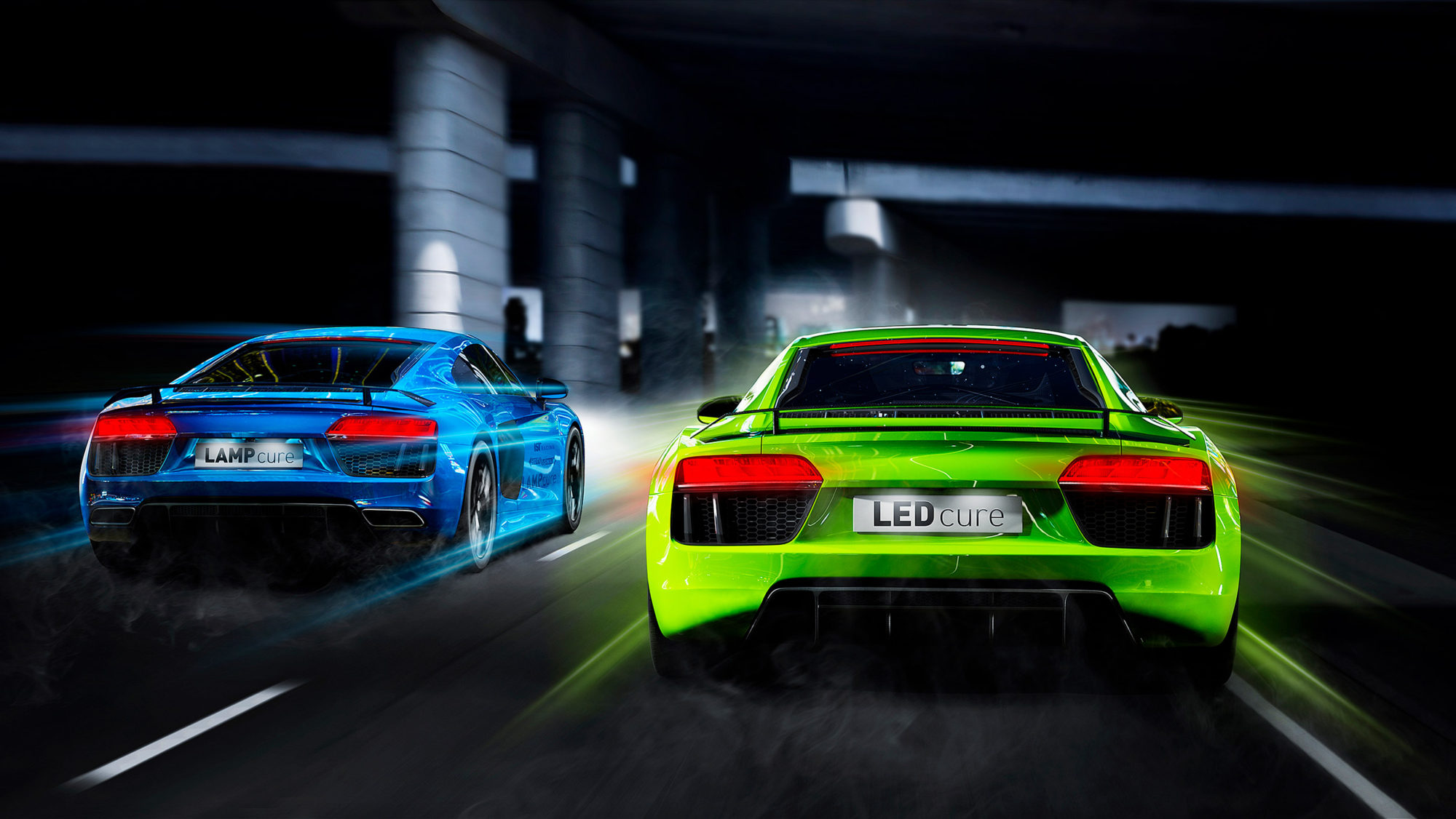 3D Rendering Automotive CGI Bildbearbeitung Fotografie Composing – Kreavis Werbeagentur