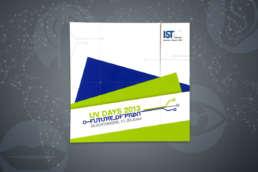 Gestaltung einer Einladungskarte Werbeagentur Wendlingen