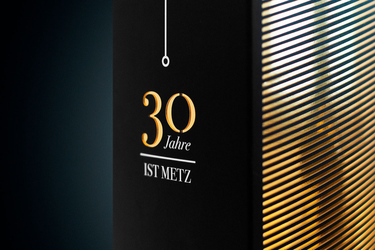 30 Jahre IST Metz Verpackung Design Weinkarton