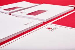 Janus Engineering Geschäftspapiere Gestaltung Kreavis Werbeagentur