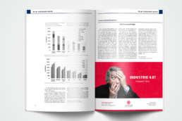 Janus Engineering Anzeigengestaltung – Kreavis Werbeagentur