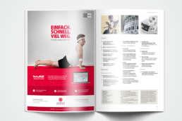Janus Engineering Anzeigengestaltung Werbeagentur Wendlingen