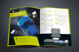 IST Metz Kundenmagazin Layout DTP – KREAVIS Werbeagentur