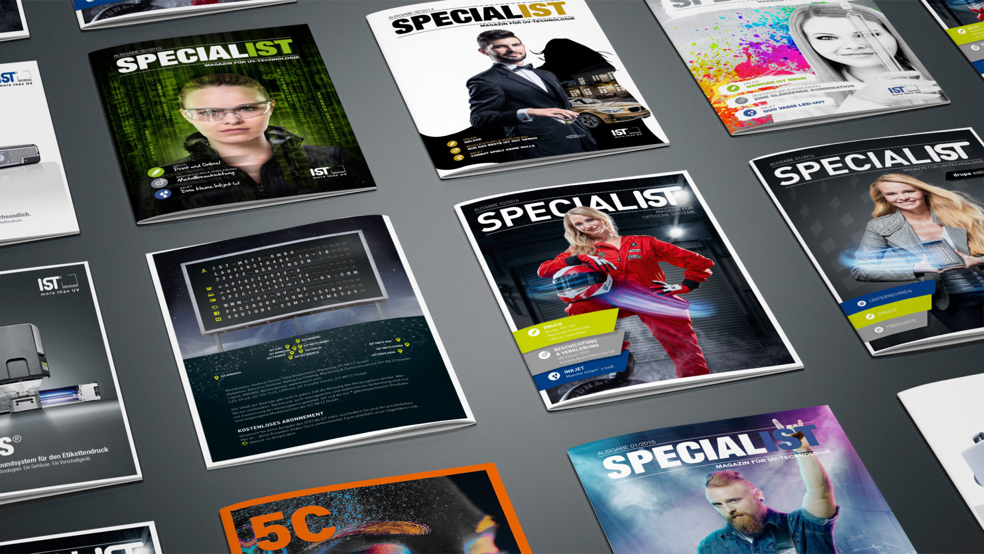 Broschüre Gestaltung, Konzeption, Layout durch KREAVIS Werbeagentur Wendlingen