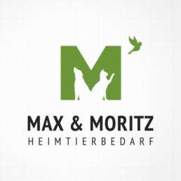 Logo Max und Moritz Heimtierbedarf