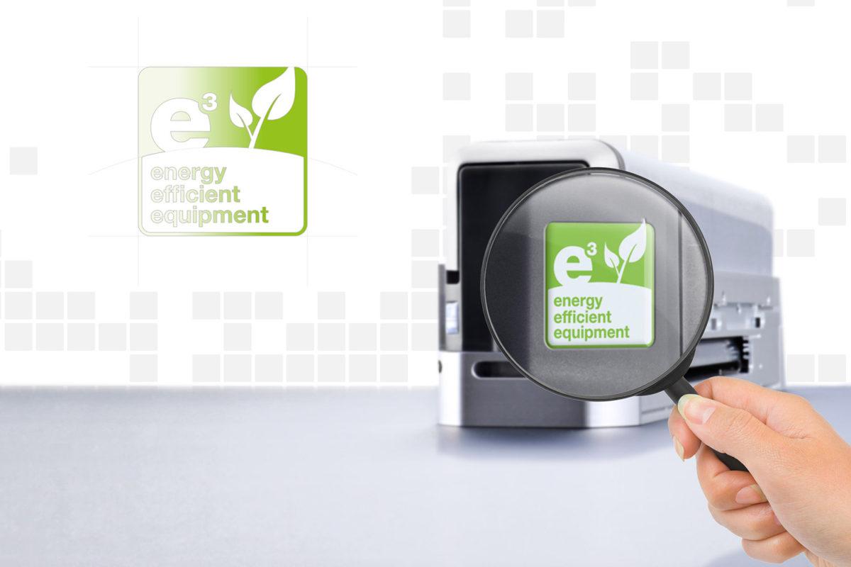 Logogestaltung e3 Werbeagentur KREAVIS Wendlingen