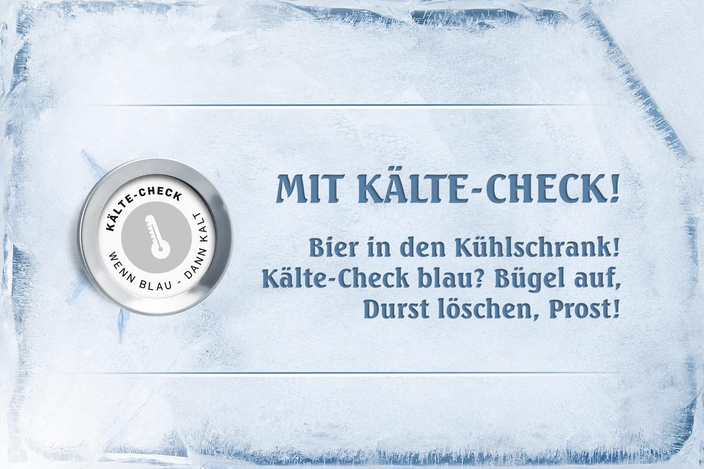 Gruibinger Bier Saukalt Themolack Design KREAVIS Werbeagentur Wendlingen